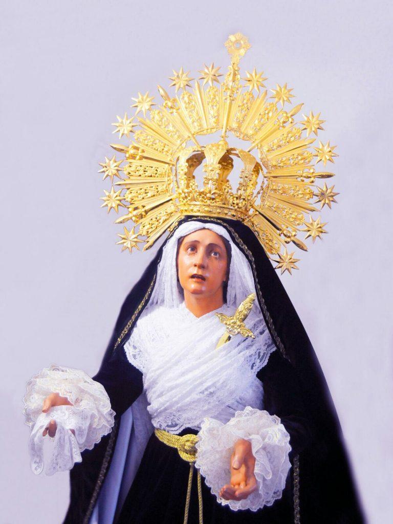 Dúo a nuestra Madre Virgen de los Dolores. @ Iglesia parroquial de San Francisco