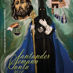 Cartel oficial de la Semana Santa Santander 2018