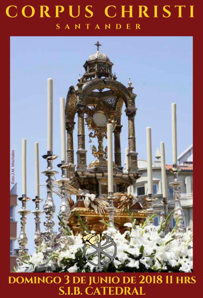 Corpus Christi @ S.I.B. Catedral de Santander