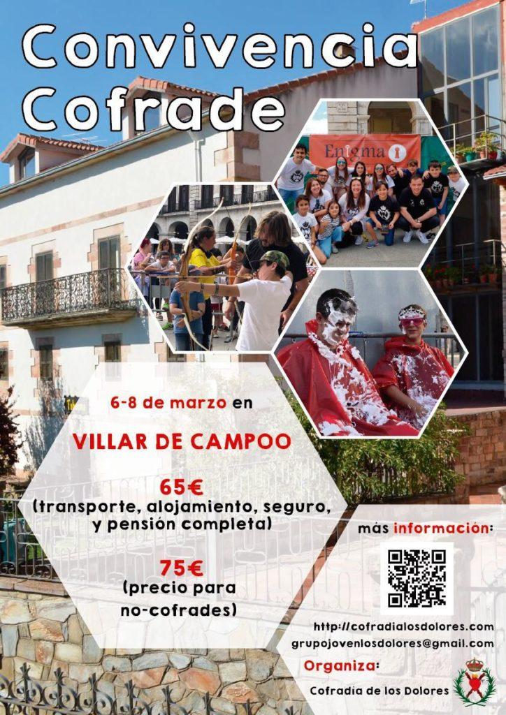 Convivencia - Villar de Campoo @ Villar de Campoo