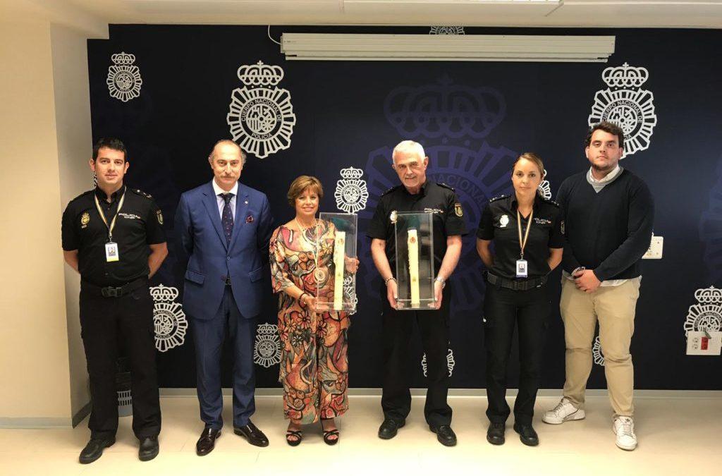 Homenaje a la Policia Nacional
