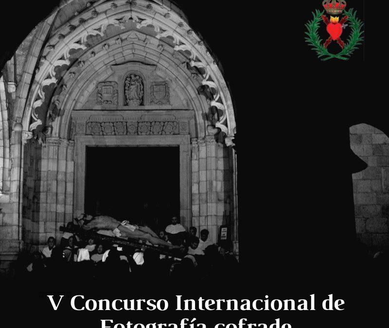 V Concurso Internacional de Fotografía Cofrade – Santander 2019